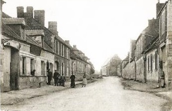 Saint-Martin-aux-Bois en 1935