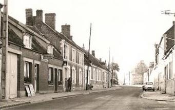 Saint-Martin-aux-Bois en 1965