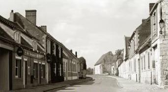 Saint-Martin-aux-Bois en 2009