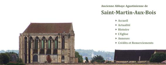 site des Amis de Saint-Martin-aux-Bois