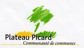 logo de la communauté de communes du plateau picard